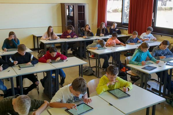Future Workplace at School - Microsoft 365 an der Realschule Neuffen